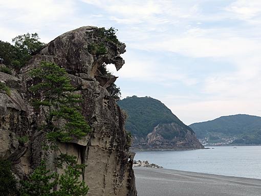 熊野の獅子岩(獅子巖)