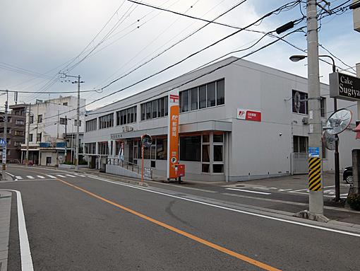 熊野郵便局の局舎